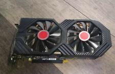 AMD XFX Radeon RX580 8GB OC GTS Black Edition PCI Express 3 Grafikkarte DX12