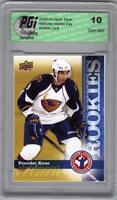 Evander Kane 2009-10 Upper Deck Rookie Card Hockey Day!