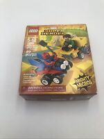 New Lego Marvel Super Heroes 76089 Mighty Micros Scarlet Spider vs. Sandman NIB