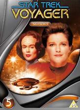 Star Trek Voyager: Season 5 DVD (2007) Robert Beltran, Livingston (DIR) cert PG