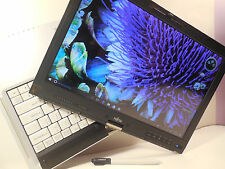 Fujitsu Lifebook T900 Touchscreen Laptop Tablet 2 in 1 Win10: T901 T5010 T730