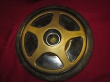 Arctic cat snowmobile gold idler wheel new 1604-971