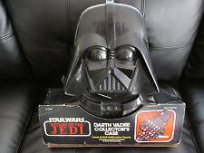 Vintage 1983 Star Wars Return Of The Jedi Darth Vader Carry Case
