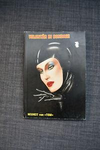 Volontär in Bondage Fetisch Latex Buch TOM