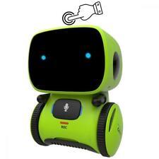 Kids Robot Toy Interactive Singing Dancing Toddler Boy Girl Gift Voice Recording