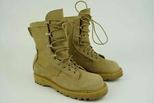 Rocky Outdoor Gear 790G Gore-Tex Leather Desert Tactical Combat Boots 6.5 R Army