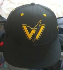 New Era West Virginia Power Minor League Size 7 1/8 Made In USA