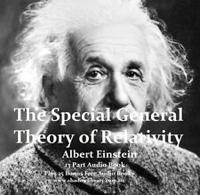 CD - Special Theory of Relativity - Einstein - Sight Impaired 35 Audio Books