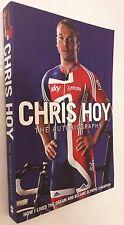 Chris Hoy The Autobiography Paperback Book