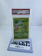 Pokémon, Bulbasaur, Bisasam, Custom made, ähnlich PSA, Mint 10, grade, Proxy