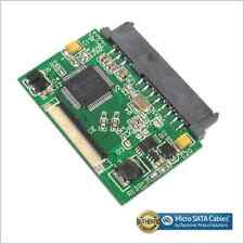 "Half Slim SATA 22PIN 3.3V SSD to 1.8"" CE/ZIF PATA 40PIN Converter"