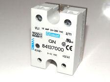 Crouzet GN 84137000 3-32VDC 10 AMP 24-280VAC GN84137000 Top