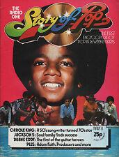 Michael Jackson & The Jackson 5 on Magazine Cover