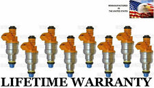Genuine Oem Set Of 8 Flow Matched Fuel Injectors For Ford 4.6L 5.4L 5.8L