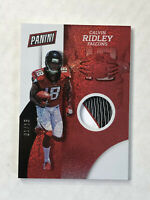 CALVIN RIDLEY 2018 Panini National 3 CLR SP RC GU GLOVE 01/15! 1/1! INVEST NOW!