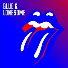 1 CENT CD Blue And Lonesome - The Rolling Stones