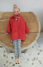 Vintage Bild Lili Barbie  from the'50s doll German doll in very good condition