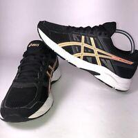 Asics Gel-Contend 4 T765N Running Shoe Women's Size 9 Black