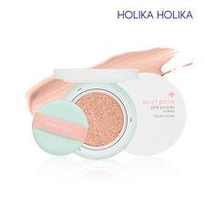 [HOLIKA HOLIKA] Puri Pore Pink Powder Cushion 15g(SPF50+/PA+++) Korean Cosmetic