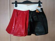 DC Comics Harley Quinn PU Tutu Skirt Small / Medium - Cosplay Comic Con Batman
