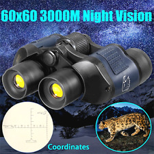 Optical Binocular Telescope HD High Clarity Night Vision 60x60 5-3000m