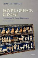 Egypt, Greece, and Rome : Civilizations of the Ancient Mediterranean by...