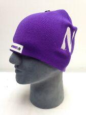 NORTHWESTERN Football Helmet Beanie Hat Skin College Winter Hat Skull Cap NCAA