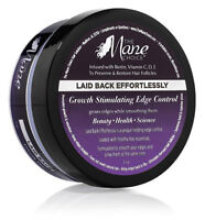 THE MANE CHOICE LAID BACK EFFORTLESSLY GROWTH STIMULATING EDGE CONTROL GEL 2OZ