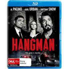 Hangman NEW Blu-Ray