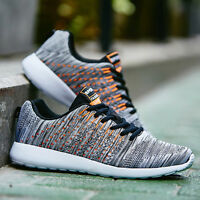 Men's Sneakers Outdoor Sports Shoes Breathable Casual Athletic Running Shoes
