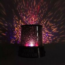SKY STAR MASTER AMAZING COSMOS LED PROJECTOR MOOD KIDS PARTY NIGHT LIGHT LAMP