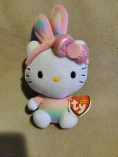 Ty Beanie Babies Hello Kitty 6 inches. Great Condition