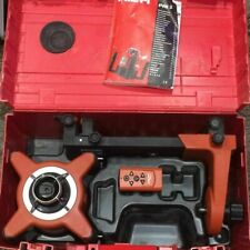 Hilti PRI 2 Red Beam Rotating Laser with all accessories