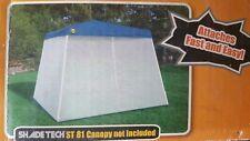 Shade Tech ST81 Shade Screen Panel Kit, 10 Feet X 10 Feet