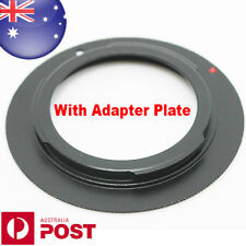 M42 lens to AI FOR Nikon AI mount adapter with plate D7000 D5100 D3100 D300 Z565