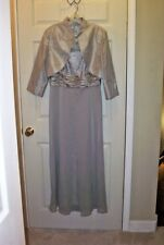 0be4216b66 Jessica Howard Beautiful Formal Dress with shrug