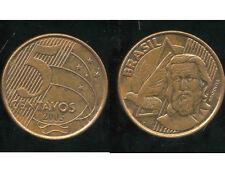 BRESIL  5 centavos  2005   ( bis )