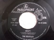 """THE BEATLES HELP IM DOWN  RARE SINGLE 7"""" 45 INDIA INDIAN G+"""