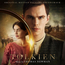 Thomas Newman Tolkien CD - RELEASED 03/05/2019