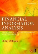Financial Information Analysis: The role of accounting information in modern