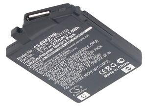 Battery 270mAh Type 535105 0121147748 BA-370PX BA370 For Sennheiser MM 400-X