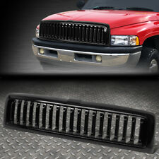 FOR 94-02 RAM 1500 2500 3500 VERTICAL STYLING FRONT BUMPER GRILLE GRILL GLOSSY