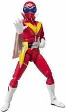 S.H.Figuarts Himitsu Sentai Goranger AKA RANGER Action Figure BANDAI from Japan