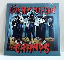 THE CRAMPS Look Mom No Head! RED COLOR VINYL LP Sealed 2013 Big Beat Iggy Pop