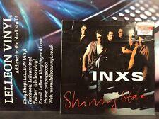 "INXS Shining Star 12"" Single Vinyl INXS1812 Pop 90's Limited Edition 1991"