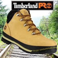 Timberland Pro Steel Toecap Work Safety Boots Hiker Honey Splitrock Work Boots