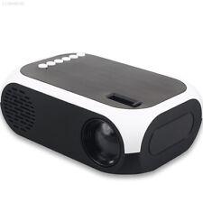 3F4D 2268 AV/USB/HDMI Mini 4K 3D HD Smart Projector Portable Smart Home Theater