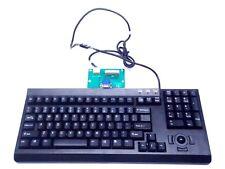 Austin Hughes/Rackmount ID-705-0330000 Track-Ball Keyboard W/ VGA Distributor
