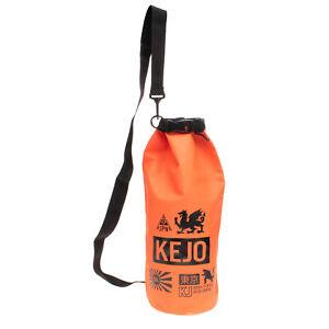 KEJO Convertible PVC Shoulder Bag Backpack Large 10L Printed Clip Buckle Closure