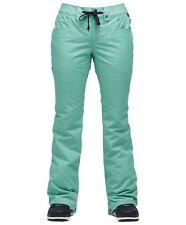 NWT Airblaster Womens Hot Fancy Pant Pants 10K M Medium Snowboard Mint ac488